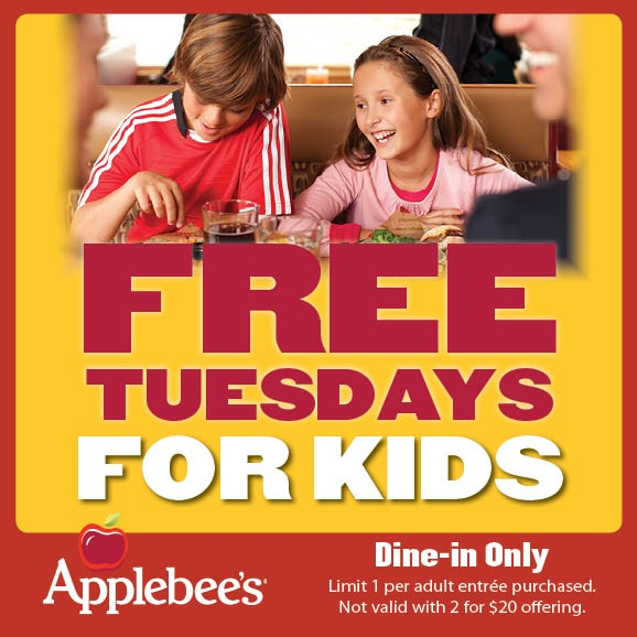 Free Tuesdays for Kids